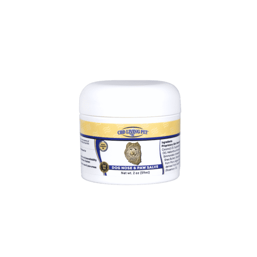 cbd-kafe,CBD Living Dog Nose & Paw Salve,CBD Living,CBD For Pets