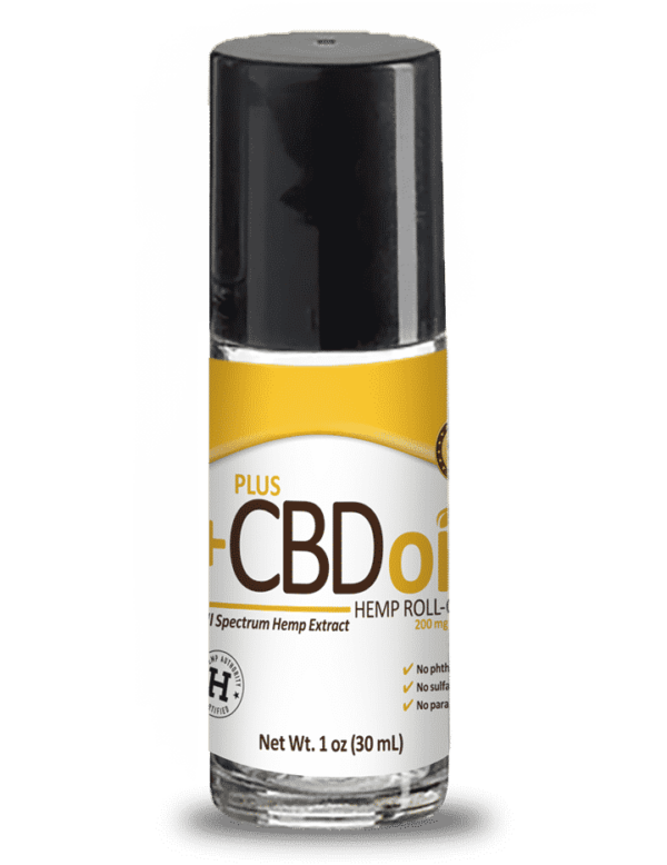 cbd-kafe,CBD Oil Roll-ons Gold Formula – PlusCBD™ Oil,Plus CBDoil,CBD Bath & Body