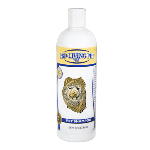 cbd-kafe,CBD Living Pet Shampoo 250mg,CBD Living,CBD For Pets