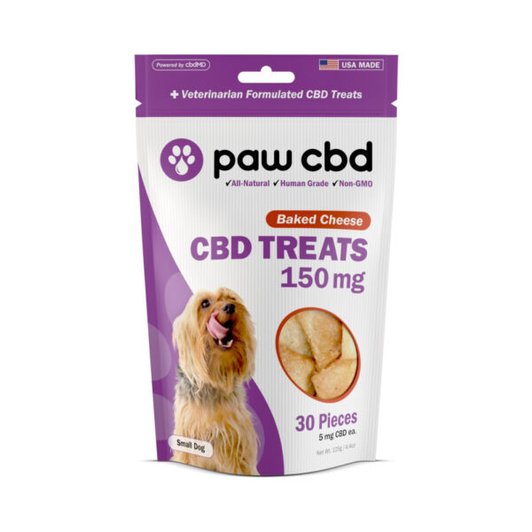 cbd-kafe,CBD Pet Treats 150mg,CBDMD,Broad Spectrum