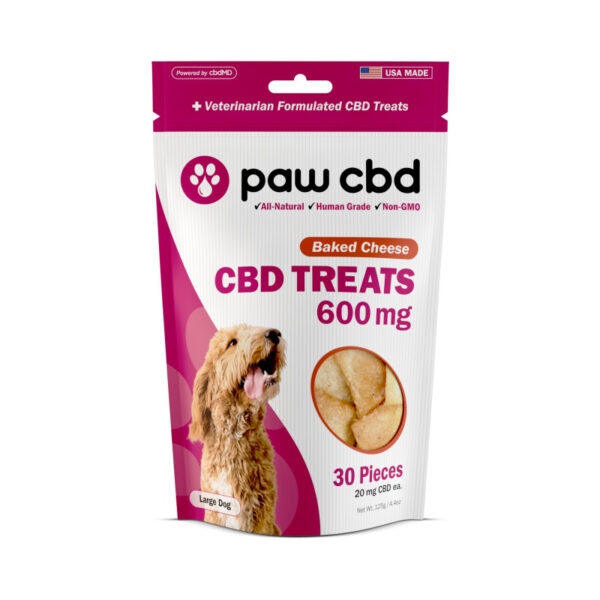 cbd-kafe,CBD Pet Treats 600mg,CBDMD,Broad Spectrum