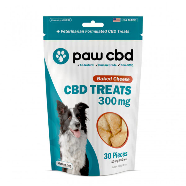 cbd-kafe,CBD Pet Treats 300mg,CBDMD,Broad Spectrum