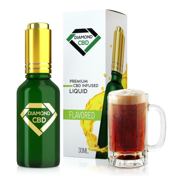 cbd-kafe,Root Beer Flavor Diamond CBD Oil,Diamond CBD,Full Spectrum