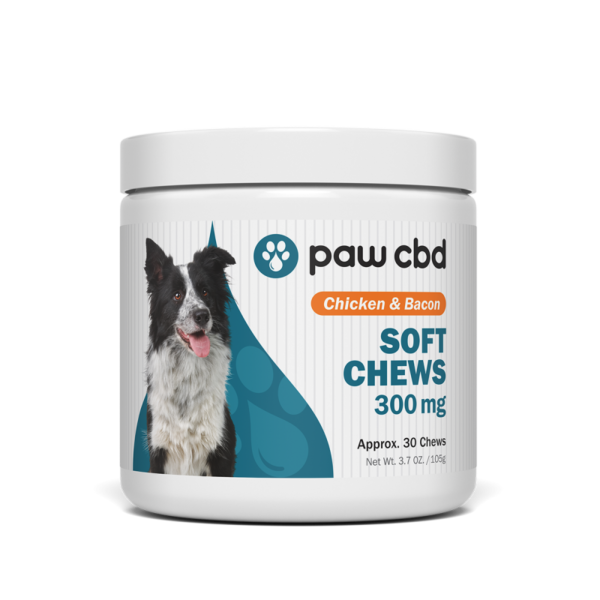 cbd-kafe,CBD SOFT CHEWS FOR DOGS 300mg,CBDMD,Broad Spectrum